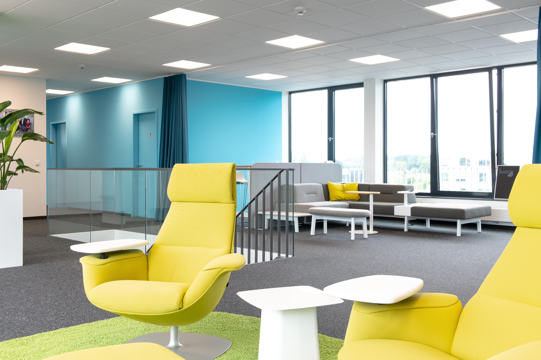 busitec Büro Münster Modern Workplace